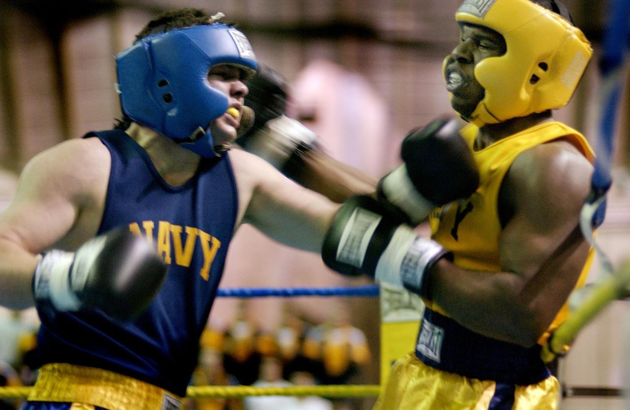 ボクシング プロスポーツ