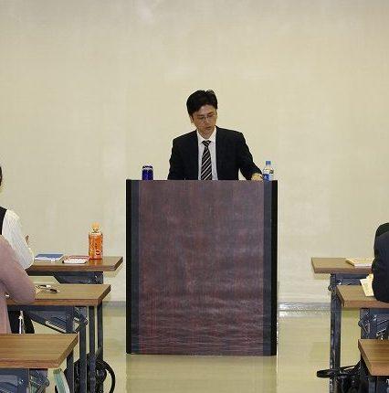 初セミナー講師